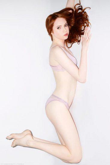 Karen Gillan Nude LEAKED Pics, Porn and Sex Scenes Compilation 10