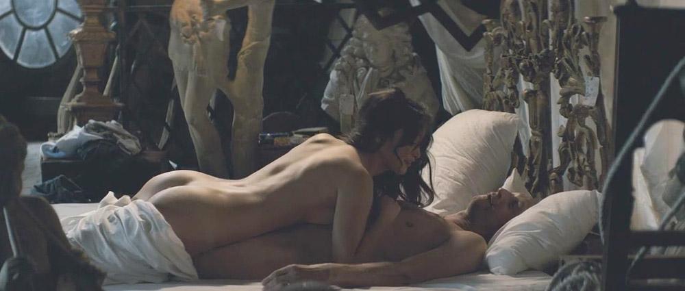 Charlotte Le Bon naked butt