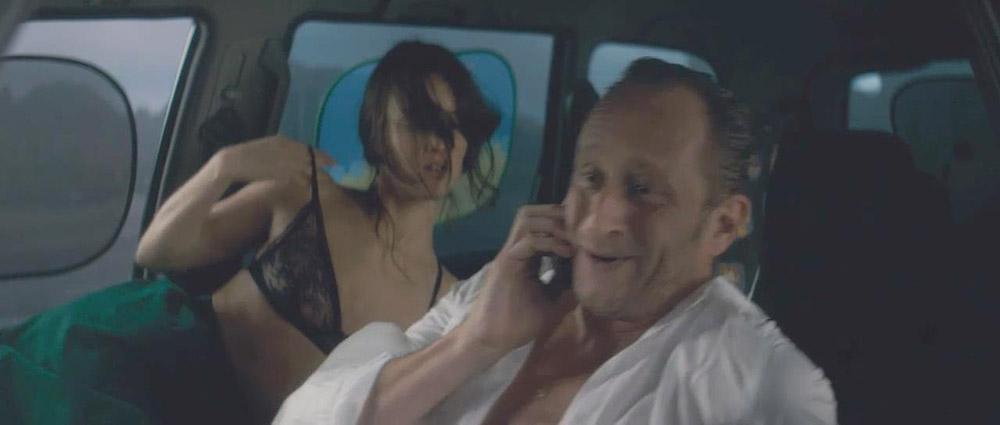 Charlotte Le Bon naked boobs