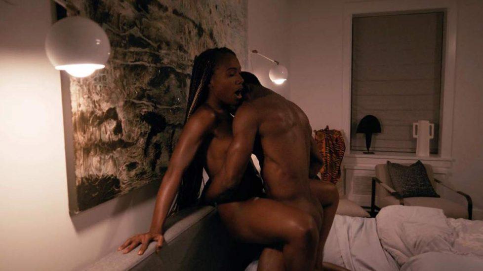 Black Celeb Sex Scenes