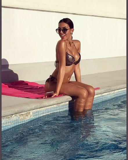 Georgina Rodriguez Nude Ass & LEAKED Sex Tape 20