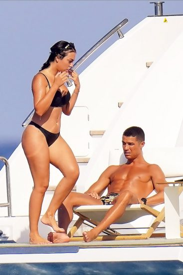 Georgina Rodriguez Nude Ass & LEAKED Sex Tape 131