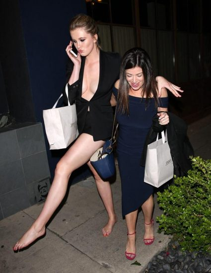Ireland Baldwin Nude & Topless Pics And Porn Video 111
