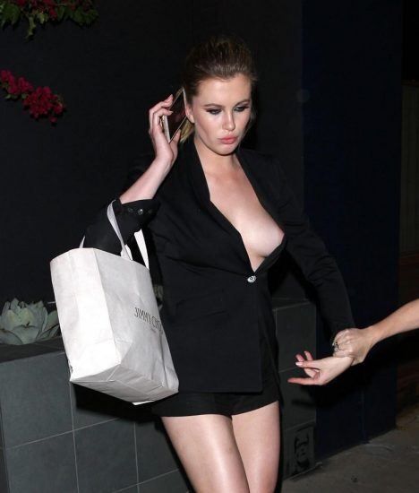 Ireland Baldwin Nude & Topless Pics And Porn Video 115