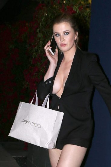 Ireland Baldwin Nude & Topless Pics And Porn Video 93