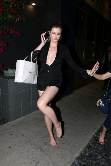 Ireland Baldwin Nude & Topless Pics And Porn Video 105