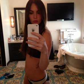 Megan Fox Nude Photos and Leaked Sex Tape PORN Video 18
