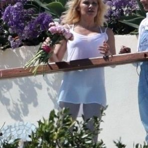 Pamela Anderson Nude Pics and Leaked Sex Tape 47