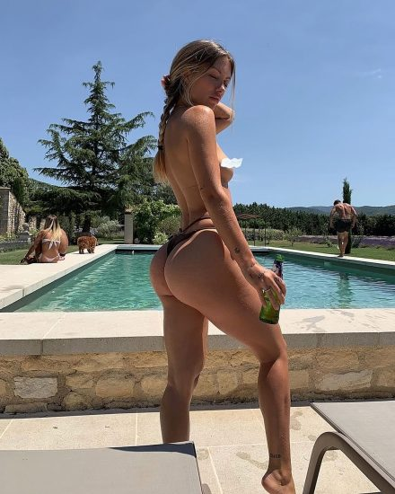 Pauline Tantot Nude LEAKED Pics And Sex Tape Porn 75