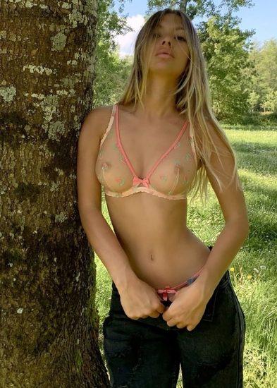 Pauline Tantot Nude LEAKED Pics And Sex Tape Porn 82