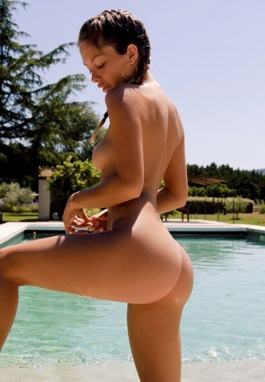 Pauline Tantot Nude LEAKED Pics And Sex Tape Porn 129