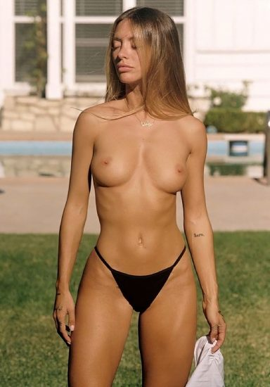 Pauline Tantot Nude LEAKED Pics And Sex Tape Porn 132
