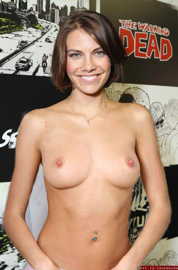 Lauren cohan nude