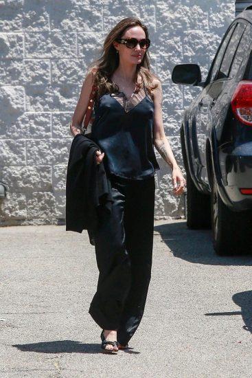 Angelina Jolie Nude in Explicit Sex Scenes 49