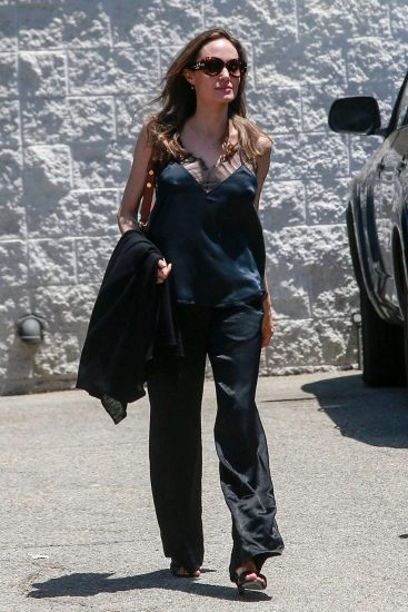 Angelina Jolie Nude in Explicit Sex Scenes 50
