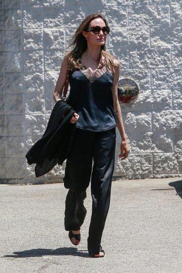 Angelina Jolie Nude in Explicit Sex Scenes 51