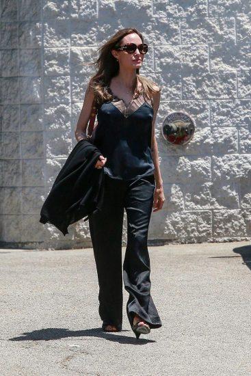 Angelina Jolie Nude in Explicit Sex Scenes 55