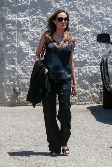 Angelina Jolie Nude in Explicit Sex Scenes 38