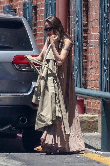 Angelina Jolie Nude in Explicit Sex Scenes 20