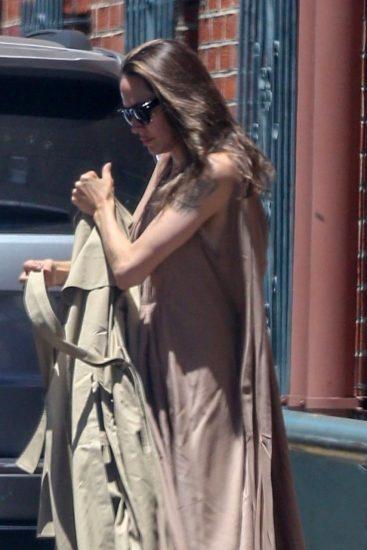 Angelina Jolie Nude in Explicit Sex Scenes 21