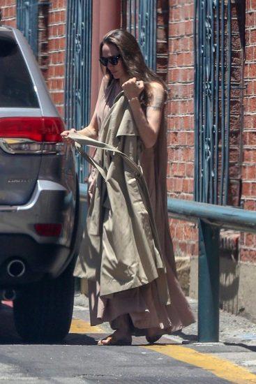Angelina Jolie Nude in Explicit Sex Scenes 23