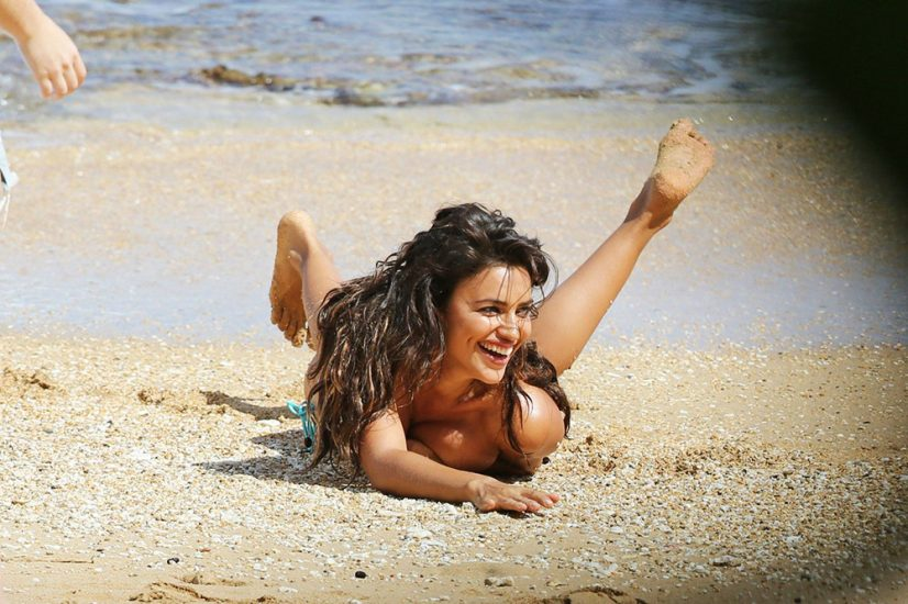 Irina Shayk Nude & Topless LEAKED Ultimate Collection 33