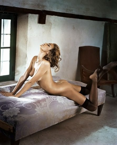 Irina Shayk naked ass and tits