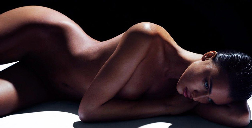 Irina Shayk Nude & Topless LEAKED Ultimate Collection 29