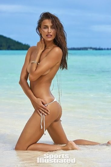 Irina Shayk Nude & Topless LEAKED Ultimate Collection 65