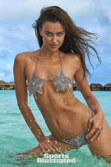 Irina Shayk Nude & Topless LEAKED Ultimate Collection 67