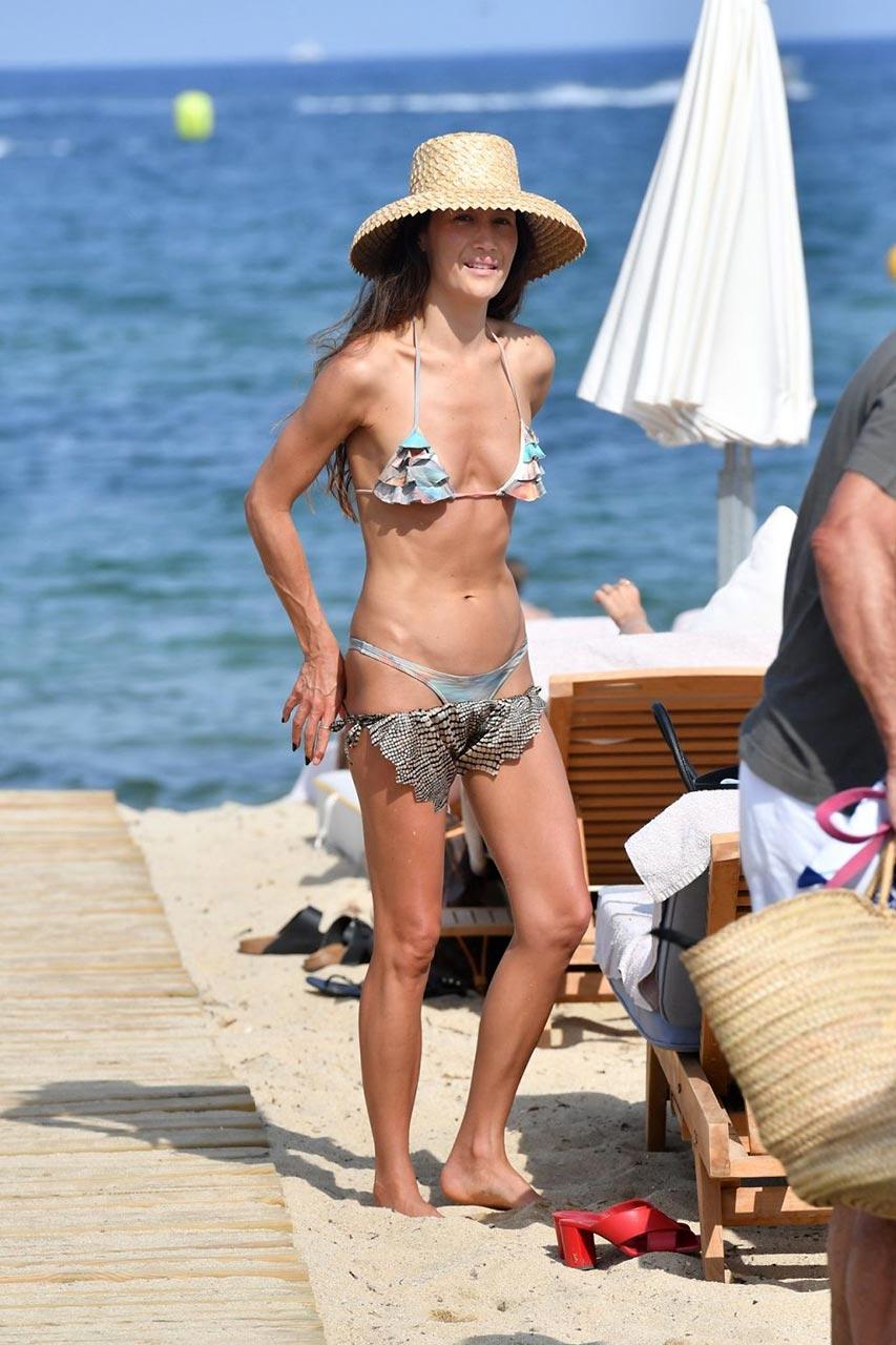 Maggie Q Bikini Pics From St Tropez Scandal Planet