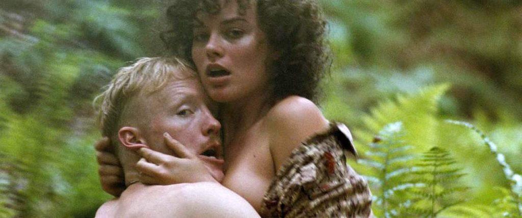 Margot Robbie having sex