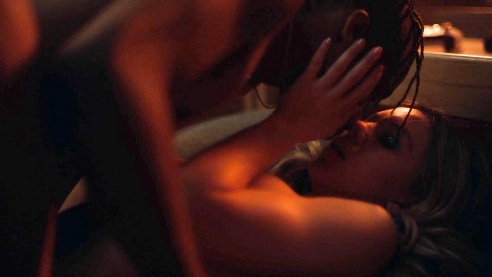Sydney Sweeney naked sex scene