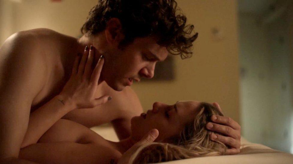 Addison Timlin sex scene