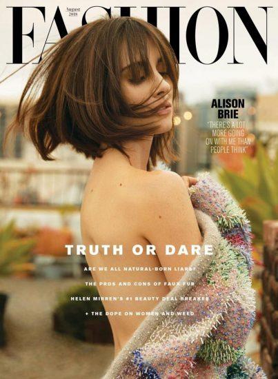 Alison Brie Nude LEAKED Pics & Sex Tape + Scenes Compilation [2021] 58