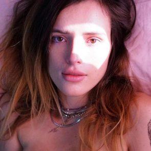 Bella Thorne nude another selfie