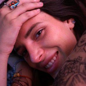 Bella Thorne nude beautiful smile