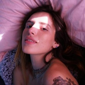 Bella Thorne Nude LEAKED Pics and Porn Video NEW 2021 UPDATE! 12