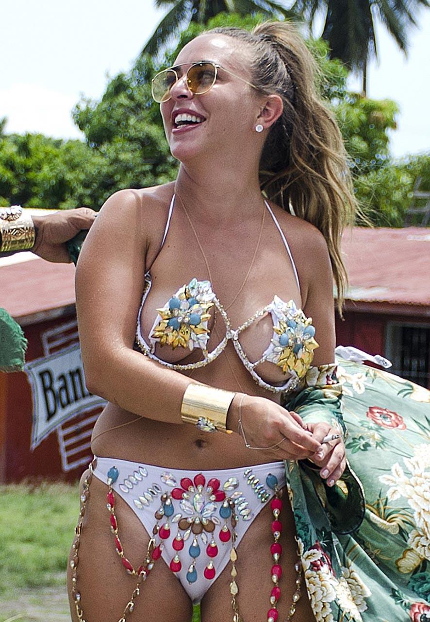 Chloe Green  nackt