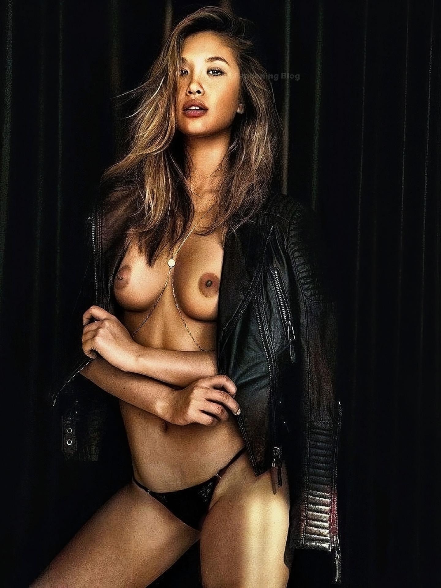 Jocelyn Seagrave Nude