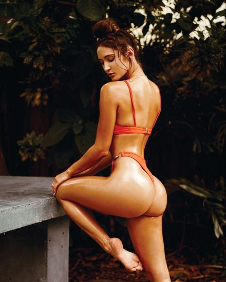 Natalie Roush bikini