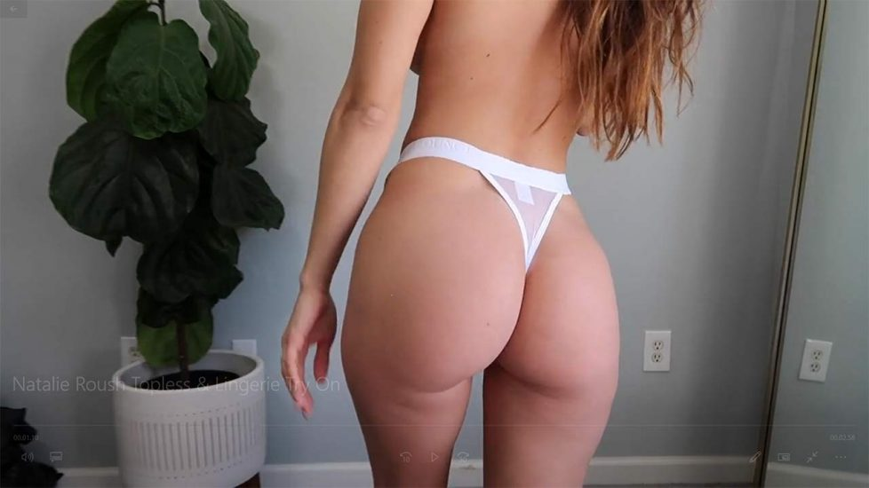 Natalie Roush Nude Pics and Topless PORN Video 31