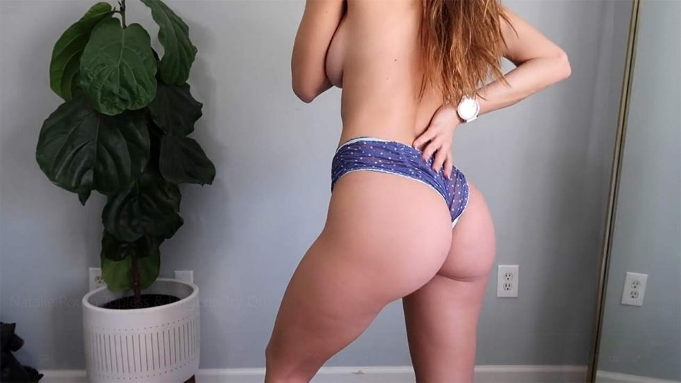 Natalie Roush Nude Pics and Topless PORN Video 20