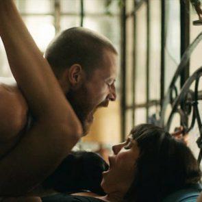 Nina Dobrev hot sex scene