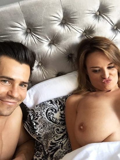 Rhian Sugden Nude LEAKED Pics and Shocking PORN video 6