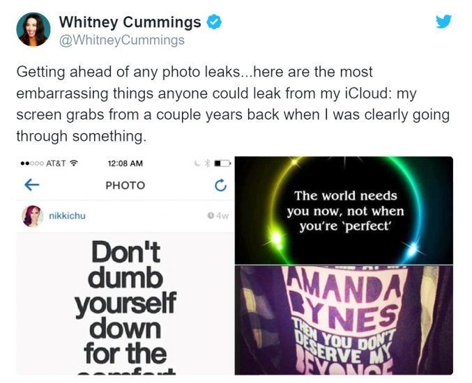 Whitney Cummings Nude LEAKED Pics & Nip Slip Porn Video 13