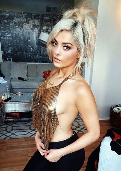 Bebe Rexha Nude Photos & LEAKED Blowjob Sex Tape 5