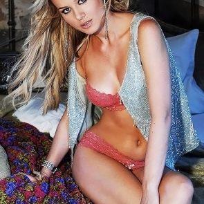 Brie Larson hot bikini