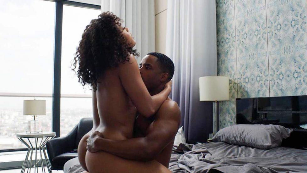 Candace Maxwell Nude Sex Scene & Topless, Feet Pics 4
