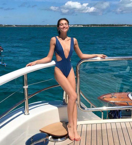 Daniela Lopez Osorio NUDE & Sexy Photos And Porn Video 109